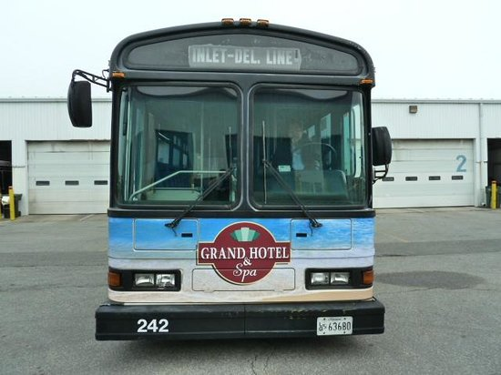 Grand Hotel & Spa, Ocean City Bus