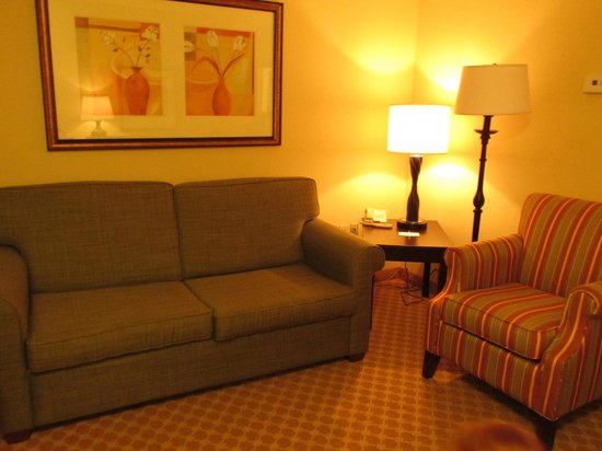 Country Inn & Suites By Carlson, Princeton: sitting area