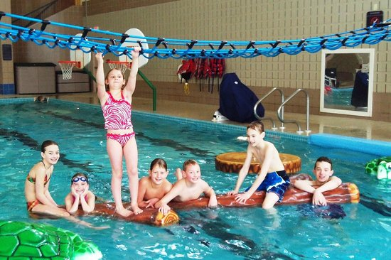 Grand Traverse Resort and Spa: Water playground
