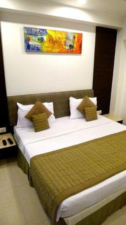  : Nice bedrooms at Hotel Le Roi