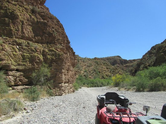 Florence, AZ: Outside the Box Canyon