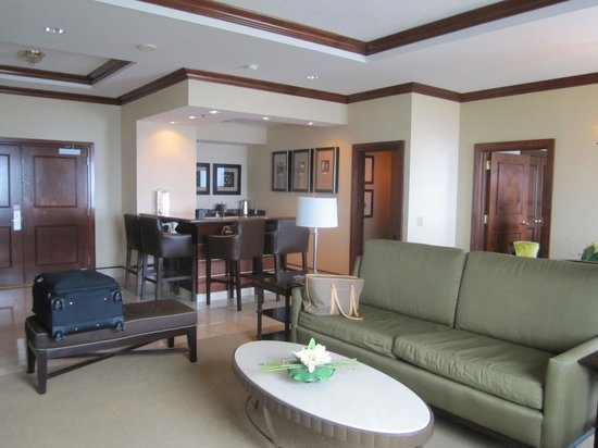 Grand Biloxi Casino Hotel &amp; Spa: suite