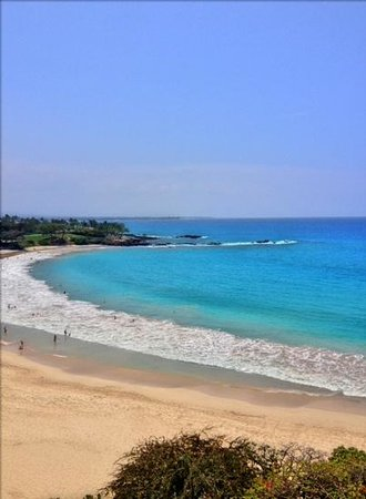 Mauna Kea Beach Hotel: perfect beach