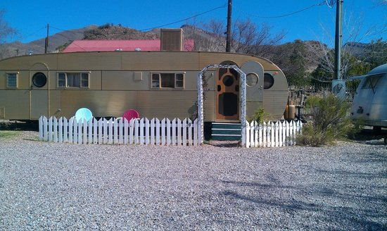 Shady Dell RV Park: 1957 Airfloat