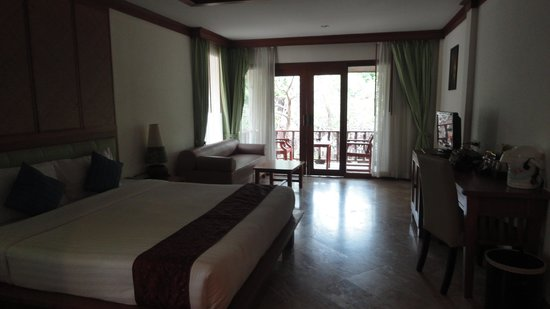 Railay Bay Resort & Spa: Spacious room