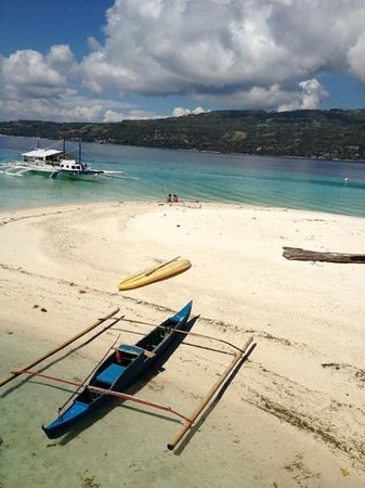 Boracay Beach Resort: the beach