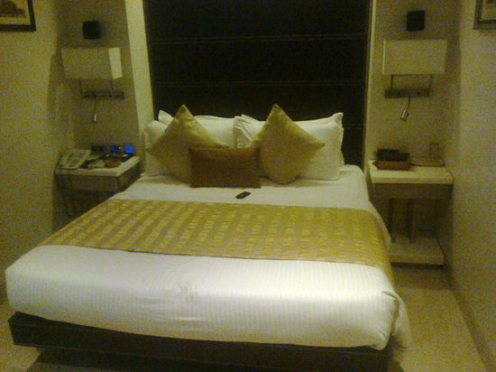 Residency Hotel : Comfortable Bedding