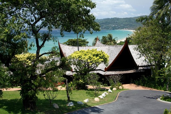 Marina Phuket Resort: This is truly a luxury style hotel with a perfect location