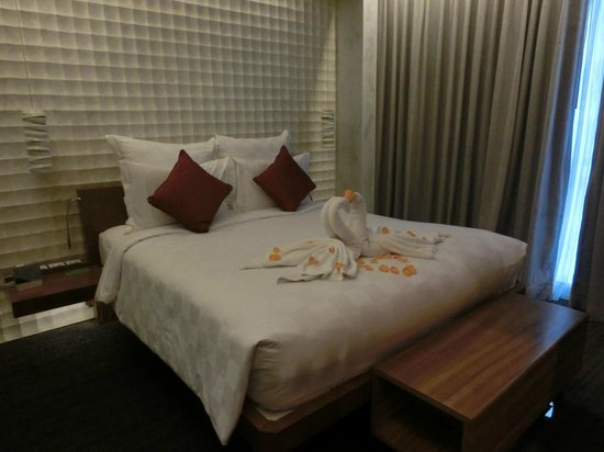 Pullman Jakarta Central Park: Honeymoon decor