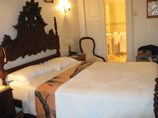 Hotel Mira Daire: our room