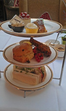 Westin Dublin: Afternoon tea