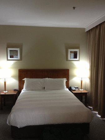 Crowne Plaza Newcastle: Room