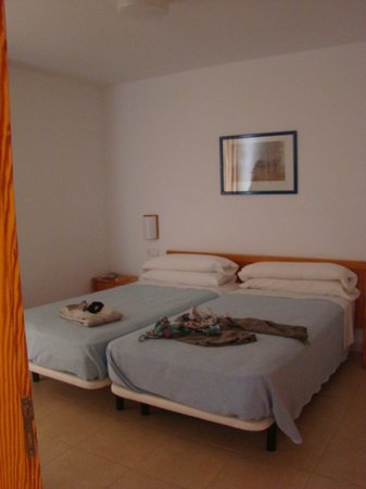 H10 Lanzarote Gardens: chambre