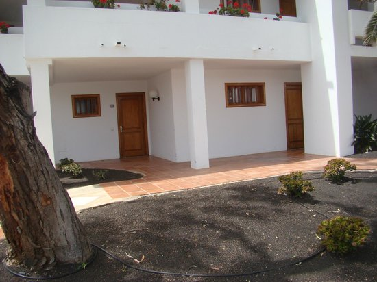 H10 Lanzarote Gardens: chambres extrieur