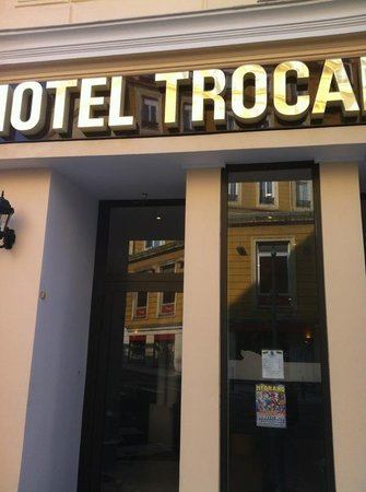 Hotel Trocadero: Normal