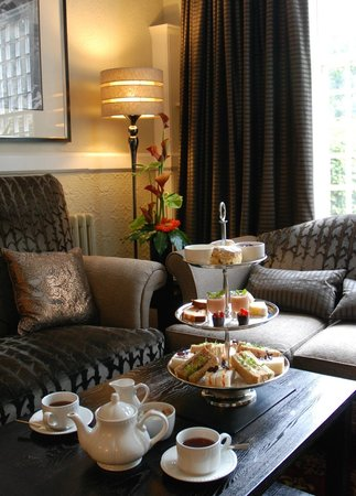 Langtry Manor Hotel: Afternoon Tea