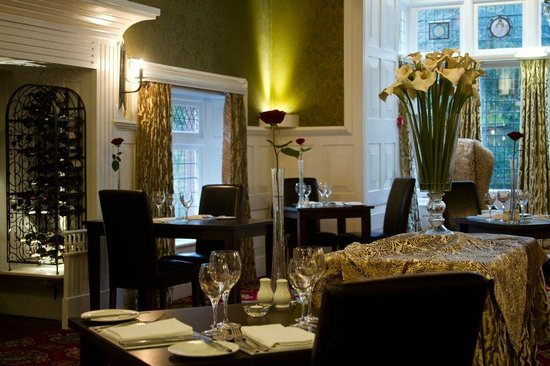 Langtry Manor Hotel: Restaurant