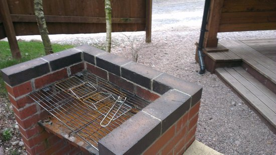 Quarry Walk Lodges: The BBQ
