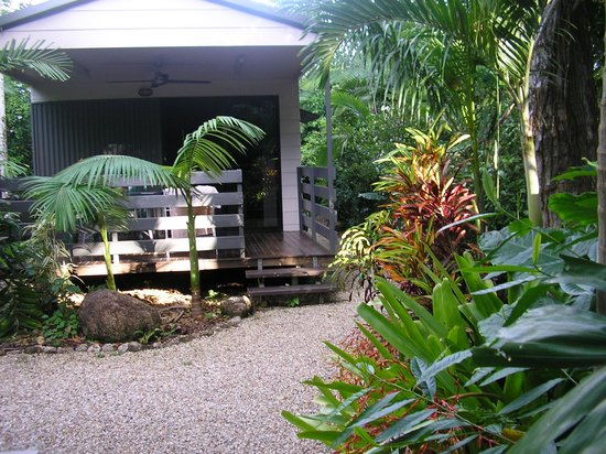 Boutique Bungalows: Rainforest Bungalow
