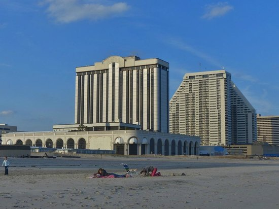 The Atlantic Club Casino Hotel: From the Beach