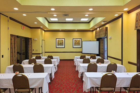 Hampton Inn &amp; Suites Asheville Airport : Meeting Room 