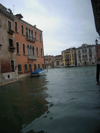 Hotel Palazzo Barbarigo Sul Canal Grande: Grand Canal and San Polo River