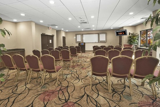 Hampton Inn Christiansburg/Blacksburg: Meeting Room- Theater Seating