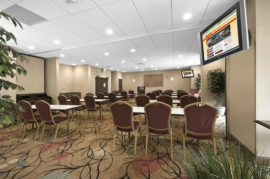 Hampton Inn Christiansburg/Blacksburg: Meeting Room- Classroom