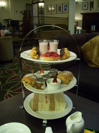 Hilton London Hyde Park: sweet sweet !