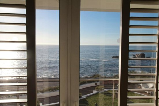 The Twelve Apostles Hotel and Spa: View from the room