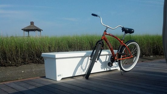 Robert Ruark Inn: Complimentary bikes for guest use