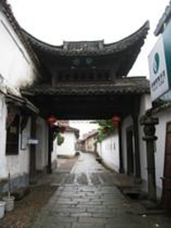 Qingyang Village of Jiangshan
