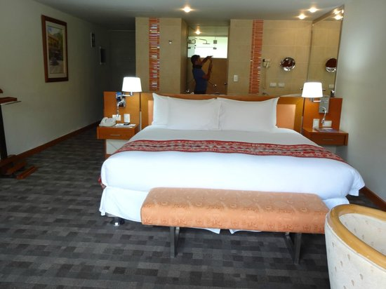 Aranwa Sacred Valley Hotel & Wellness: our room