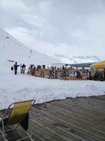 Obergurgl, Austria: Bar