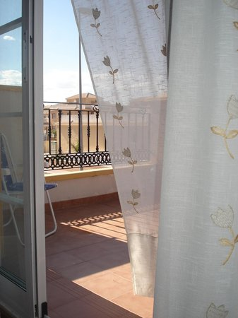 Ciudad Quesada, Espagne : Chilling on the balcony 