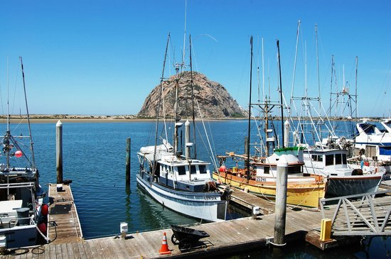 Embarcadero Inn: Morro Bay