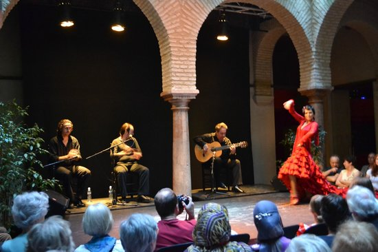 Workshop - Picture of Museo del Baile Flamenco, Seville ...