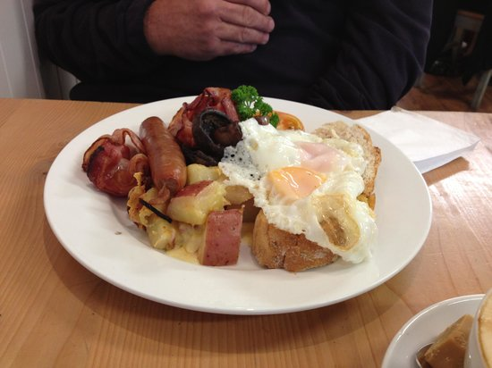 Oxford, Selandia Baru: Big Breakfast