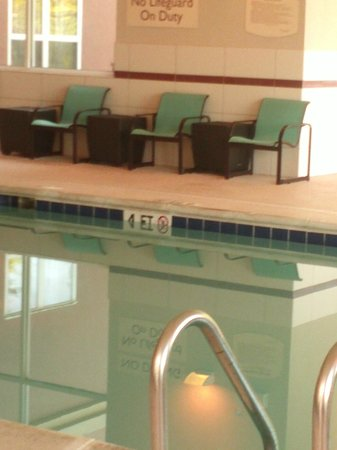 Residence Inn Chattanooga near Hamilton Place: indoor pool