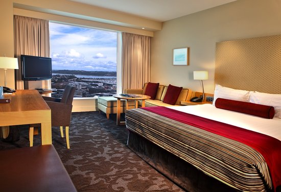 SKYCITY Grand Hotel: Luxury King Room