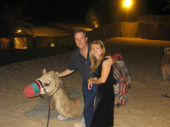 Bab Al Shams Desert Resort &amp; Spa: Camel Ride