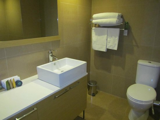 BEST WESTERN PLUS Hovell Tree Inn: Bathroom
