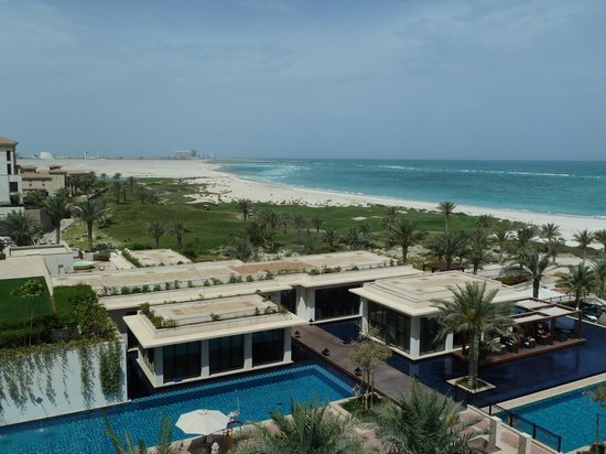 The St. Regis Saadiyat Island Resort: Great time in  St. Regis Saadiyat