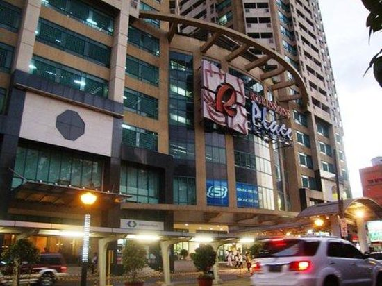 Robinsons Place Mall Manila Philippines Hours Address