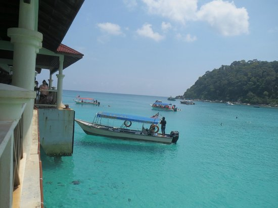 Perhentian Island Resort: Jetty