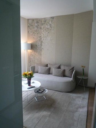 Mandarin Oriental, Barcelona: Other half of the suite