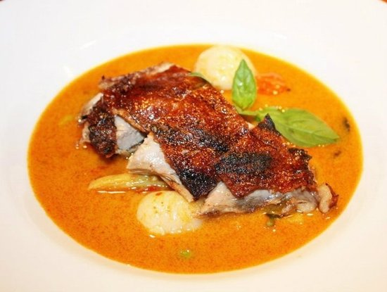 Red thai duck curry - Picture of Appetite, Valencia - TripAdvisor