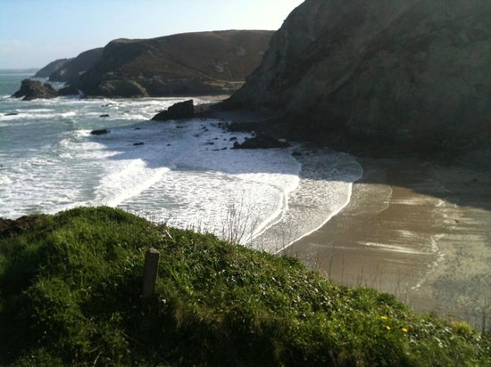 St Agnes, UK: Trevaunance Cove