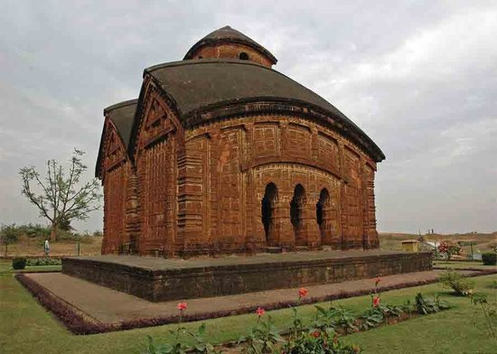 Attracties in Bishnupur