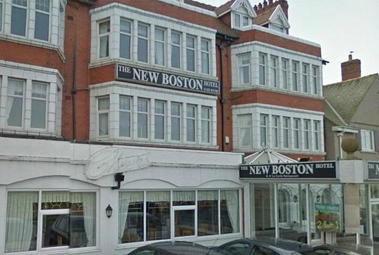 The New Boston Hotel